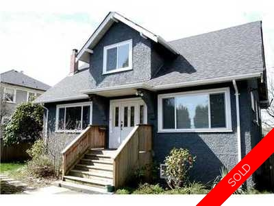 South Granville House for sale:  7 bedroom 3,142 sq.ft. (Listed 2014-04-15)