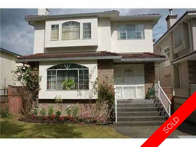 Marpole House for sale:  5 bedroom 2,409 sq.ft. (Listed 2015-01-23)