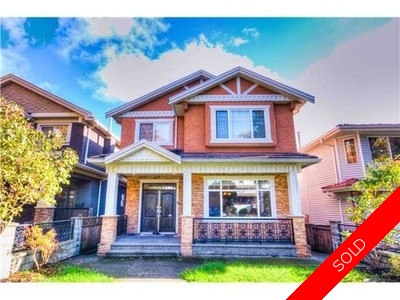 Marpole House for sale:  5 bedroom 2,384 sq.ft. (Listed 2015-01-23)