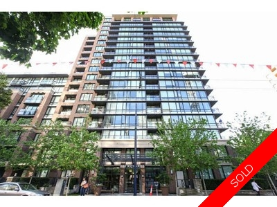 Yaletown Condo for sale:  2 bedroom 872 sq.ft. (Listed 2015-06-10)