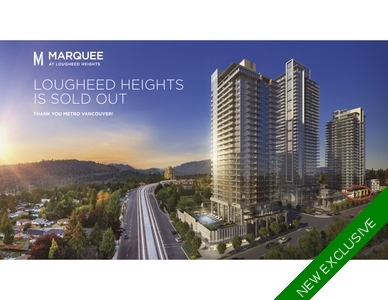 West Coquitlam Townhouse for sale: Lougheed Heights by Bosa 3 bedroom 1,643 sq.ft. (Listed 2017-07-07)