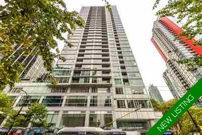Coal Harbour Condo for sale:  2 bedroom 1,039 sq.ft. (Listed 2017-11-03)